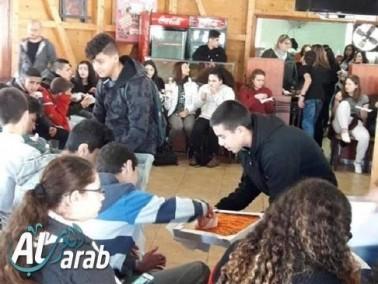 الرامة: التعايش العربي-اليهودي بثانوية العلوم