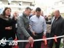 مجد الكروم: الاحتفال بتدشين المبنى الجديد لمدرسة السلام