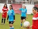 ديربي الشاغور من نصيب فتيات مجد الكروم بكرة القدم بفوزهن على فتيات نحف