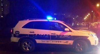 نتسيرت عيليت: سائق يصطدم بعدة سيارات بعد اصابته بنوبة قلبية