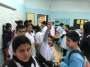 افتتاح مشروع براعم الطب في مدرسة العين الابتدائية نحف