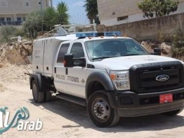 الشرطة: اعتقال مشتبهين من حوسان بالقاء حجارة