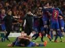 برشلونة يقلب الطاولة على باريس سان جيرمان ويتأهل الى ربع النهائي