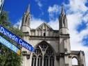 إنفركارجل النيوزيلنديّة تتميز بغرابة تصميم شوارعها العريضة