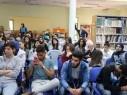 يوم توجيه دراسي ناجح في مدرسة يني الثانوية بالتعاون مع برنامج رواد التعليم العالي