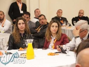 انعقاد مؤتمر رجال الاعمال العرب لبنك مزراحي طفحوت