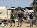 تمديد اعتقال المشتبه بالضلوع في اندلاع الحريق في مخزن المفرقعات قرب قلنسوة