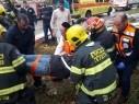 إصابة شاب بجراح متوسطة جراء إنقلاب سيارة قرب البعينة نجيدات