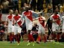 موناكو يعبر مانشستر سيتي في مواجهة مثيرة بدوري الأبطال
