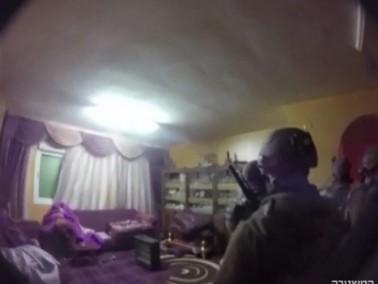 توثيق: المستعربون يعتقلون أعضاء خلية ارهابية
