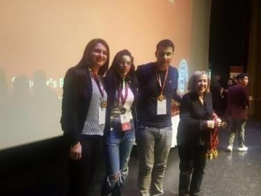 تأهل طلاب الناصرة لمسابقة المناظرة العالمية
