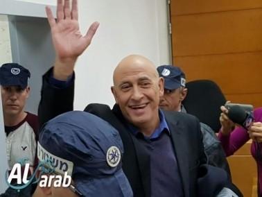 القناة الثانية: النائب غطاس سيقضي عامين في السجن
