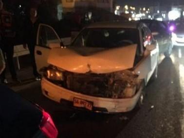 كفرياسيف: إصابة 3 أشخاص في حادثي طرق