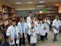 مركز حيان الطبي يبادر بمشروع الطبيب الصغير في المدرارس العربية