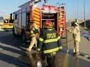 إصابة سيدة جراء حادث طرق ذاتي في منطقة الجولان