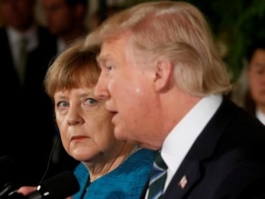 ترامب: ألمانيا مدينة بمبالغ هائلة للناتو