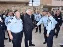 الشمال: الشرطة تفتتح مركز شرطة جماهيري في قرية الجش