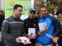 برنامج رواد يقيم معرضا للتعليم العالي لطلاب الثانويات العرب في عكا