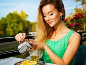 الشاي الأخضر يساعد في علاج نوعين من سرطان الجلد