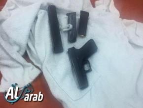إتهام شاب من جلجولية بحيازة سلاح غير مرخص