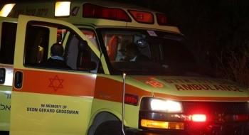 مصادر طبيّة: إصابة سيدة (64 عامًا) جراء تعرضها للدهس في حيفا