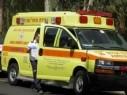 إصابة شاب (30 عامًا) جراء انزلاق دراجته في منطقة القدس