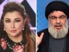 الإعلامية ماريا معلوف ترفع دعوى قضائية ضد نصرالله وتتهمه بالقتل والاغتصاب