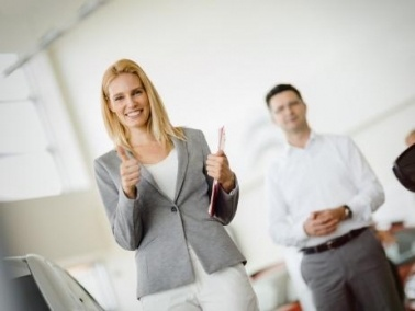 المرأة الحوت: تسعى دائما وراء نجاحها المهني