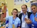 طالبات ثانوية البيروني جديدة المكر يَحْصُدْن كأس الدولة في نهائي كرة القدم المصغرة