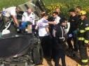 مصرع رجل (51 عامًا) في حادث طرق على شارع 4 قرب مفرق نيتسان