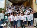 دالية الكرمل: فعاليات تربوية في مدرسة عبد قدور بمناسبة يوم الاعمال الخيرية