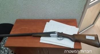 اعتقال مشتبهين من يركا وأبو سنان بعد ضبط مسدس وبندقية