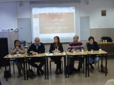 حيفا: راهبات الناصرة تكافح التدخين والكحول
