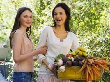 الفواكه والخضار المجمّدة أكثر فائدة