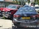 اعتقال فتى (13 عامًا) من دالية الكرمل وهو يقود السيارة الى جانب والده