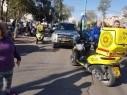 إصابة فتيين بجراح بين طفيفة ومتوسطة بعد تعرّضهما للدهس في كريات حاييم