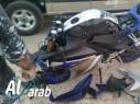 مجد الكروم: إصابة شاب بجراح متوسطة في حادث طرق بين درّاجة ناريّة وسيارة