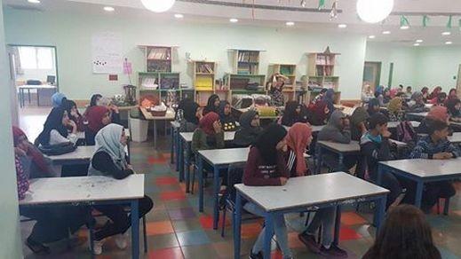 طلاب الجماهيري رهط يحققون نتائج باهرة