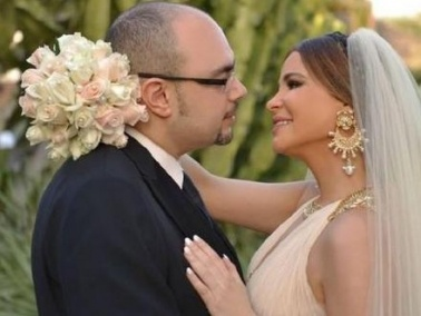 كارول سماحة: زوجي طاردني 3 سنوات قبل زواجنا