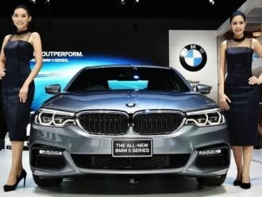 صور من معرض بانكوك الدولي للسيارات