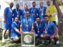 فوز نزارين تورز ببطولة كرة القدم المصغرة لفرع السياحة للعام 2017