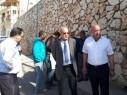 مياه الجليل تسلم مشروع مد خطوط المياه في قرية دير الأسد