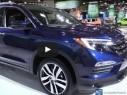 Honda Pilot 2017 متوفرة بنوعين من نواقل الحركة أوتوماتيك