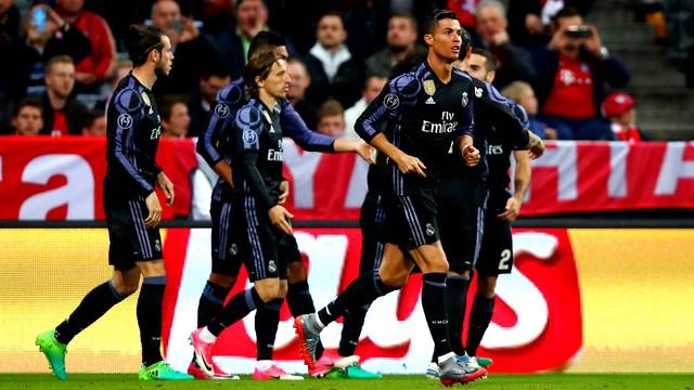 رونالدو يخمد بركان بايرن ميونخ ويقود ريال مدريد للفوز