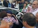 عميدة الاسيرات الفلسطينيات لينا جربوني تنال الحرية بعد 15 عامًا في غياهب السجن