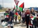 المتابعة تدعو لإضراب رمزي عن الطعام يوم الجمعة في الخيمة التضامنية في عرابة
