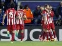 أتلتيكو مدريد ينجز المهمة أمام ليستر بالتعادل ويتأهل لنصف النهائي