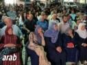 عرّابة: مشاركة المئات في المهرجان الاحتفالي بتحرير الأسيرة لينا الجربوني