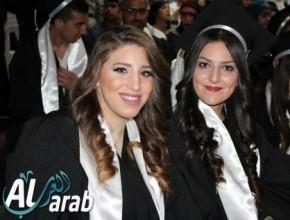 الناصرة: مدرسة التمريض في مستشفى الإنجليزي تحتفل بتخريج الفوج الـ18