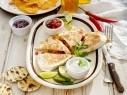 كيساديا الفطور المكسيكية النباتية.. صحتين وعافية